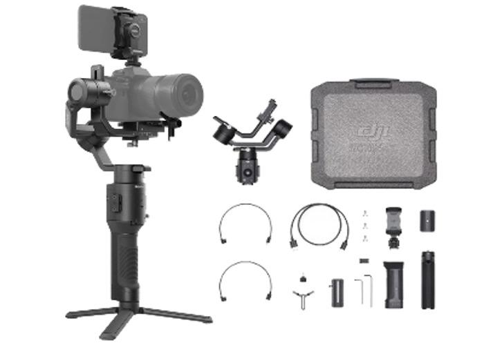 DJI Ronin SC Pro Combo gimble camera stabliser - 2