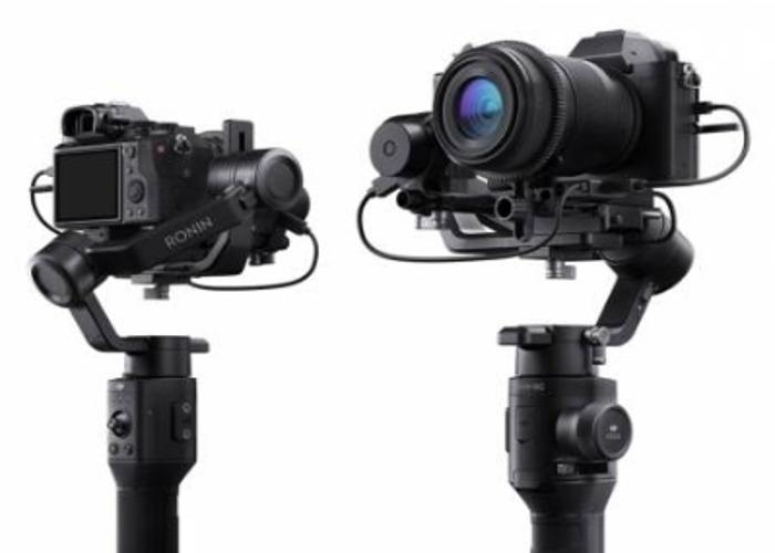 DJI Ronin SC Pro Combo gimble camera stabliser - 1