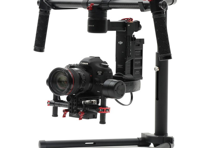 DJI Ronin with extension bars - 1