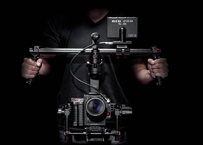 DJI Ronin with extension bars - 2