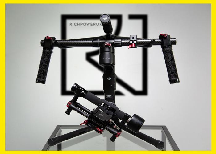 DJI Ronin-M - 3-axis Camera Gimbal - 1