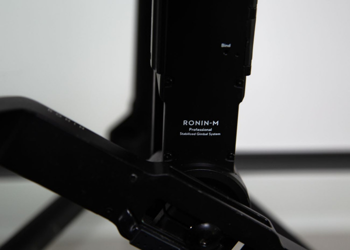 DJI Ronin-M - 3-axis Camera Gimbal - 2