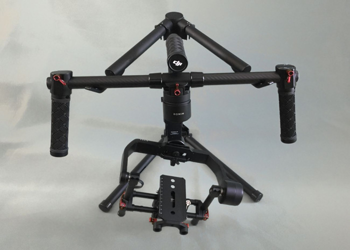 DJI Ronin-M w/ Accessories - 2