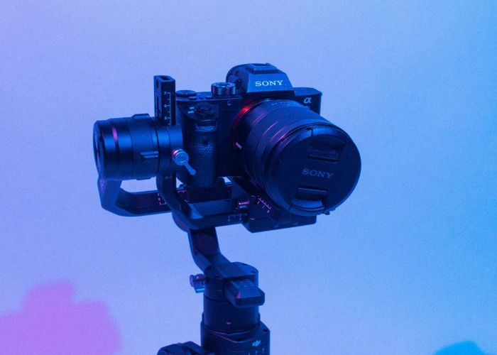 DJI Ronin-S + Sony a7s II w/ lens (Premium Kit) - 1