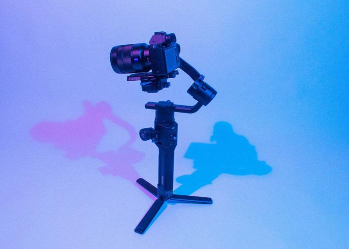 DJI Ronin-S + Sony a7s II w/ lens (Premium Kit) - 2