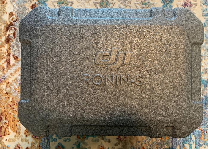 DJI Ronin-S 3-Axis Handheld Gimbal Stabilizer - 2