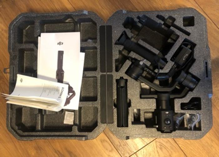 DJI Ronin-S Essentials Kit - 2