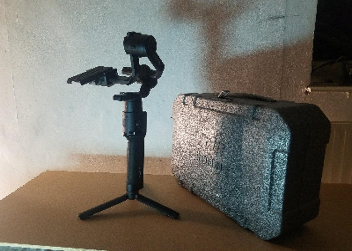 dji ronin-s gimbal - essentials kit  - 1