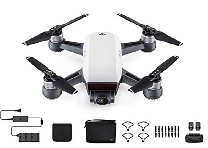 DJI Spark - Ultracompact drone with built-in camera! - 2