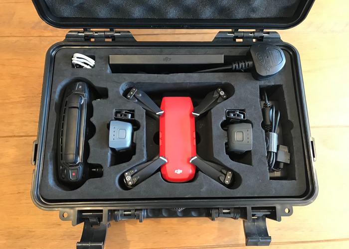 DJI Spark Drone - Fly More Package - 2