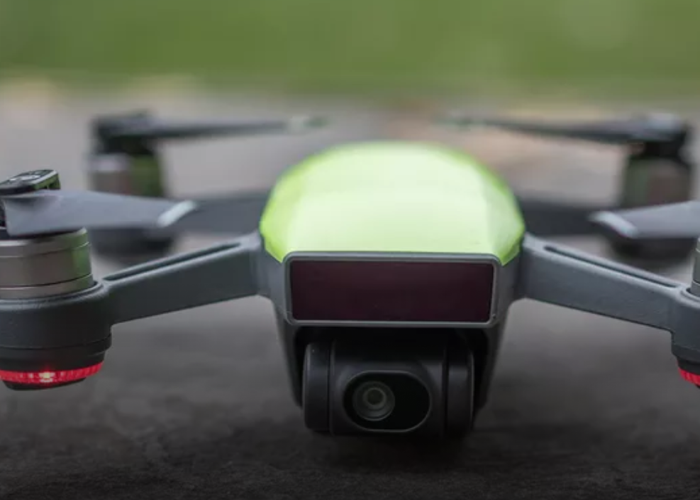 DJI Spark Drone (Fly More Combo) - 2