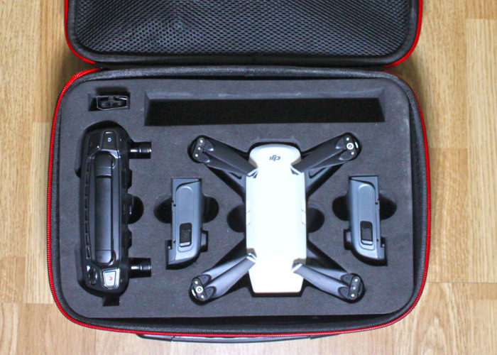 DJI Spark with Controller + Spare Battery (East London) - 1