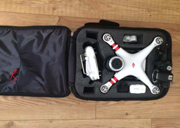 DJI Standard 3 Drone & Canon 500d - 1