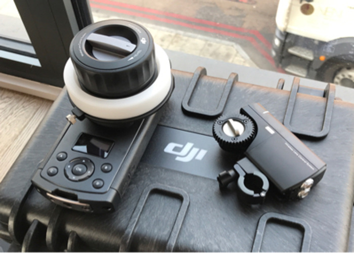 DJI Wireless Follow Focus (2nd Listing) - 1