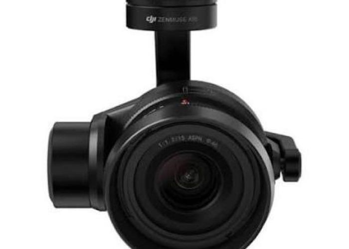 DJI X5S Camera + 15mm Lens. - 1