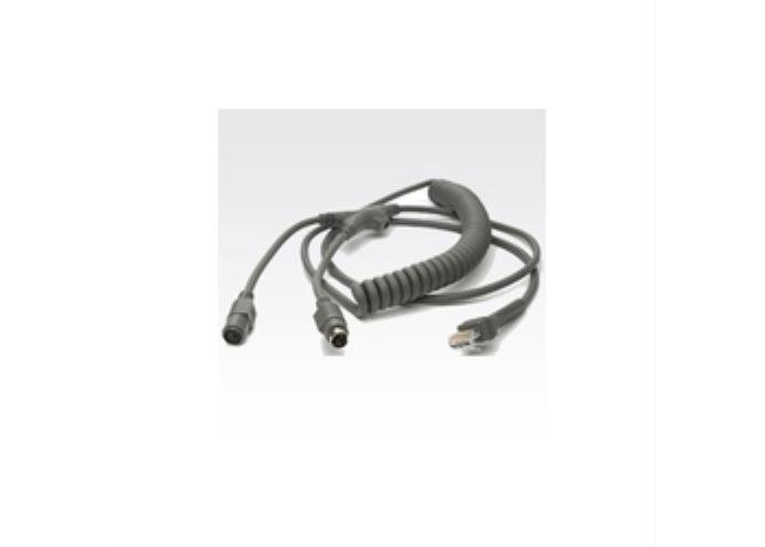 Dl - Frs & Accessories Keyboardwedge Coil Cable 6mdin - 1