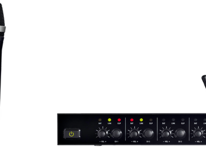 DMS70 (4-channel wireless) Vocal set (2 microphones) - AKG - 1