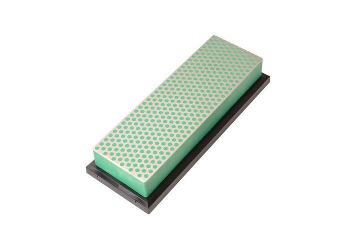 DMT DMT-W6EP Diamond Whetstone 150mm Plastic Case Green 1200 Grit Extra Fine - 1