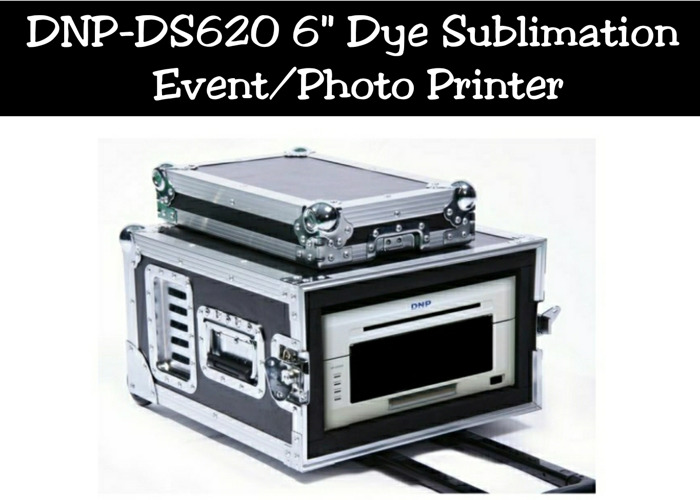"DNP DS620 6"" Dye Sub Event / Printer - 1"