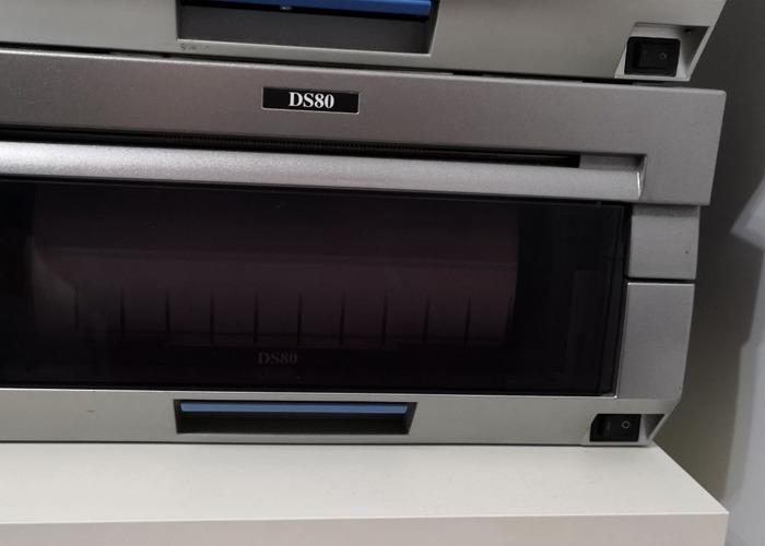 DNP DS80 Dye Sublimation Printer - 1