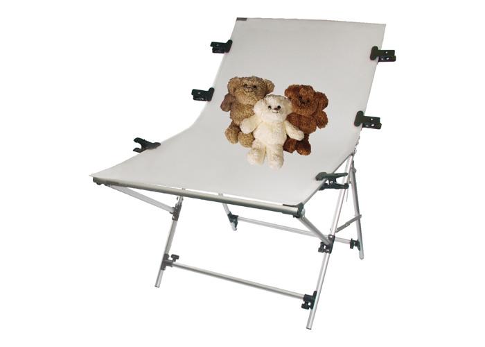 Dorr 106x60x53cm FST-2 Compact Photo Table - 1