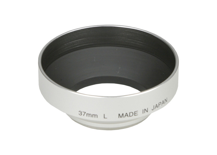 Dorr 37mm Universal Metal Lens Hood - 1