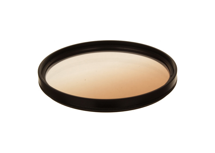 Dorr 40.5mm Tobacco Graduated Colour Filter - 1