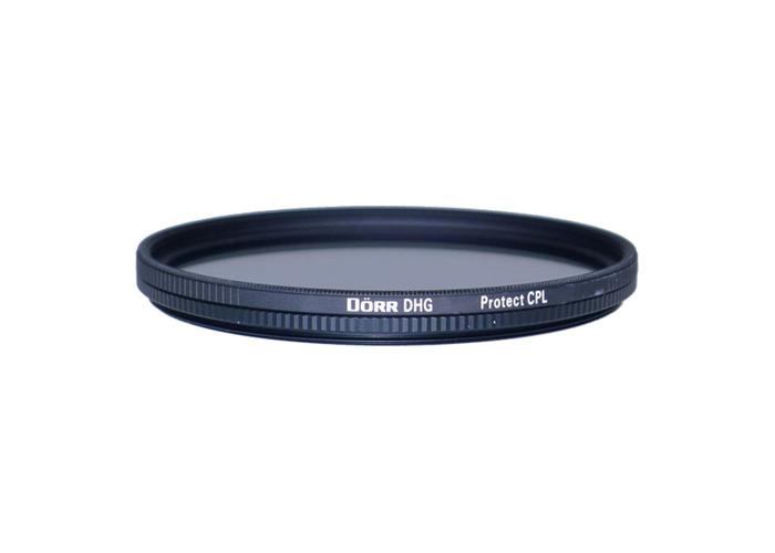 Dorr 43mm Circular Polarising DHG Slim Filter - 1