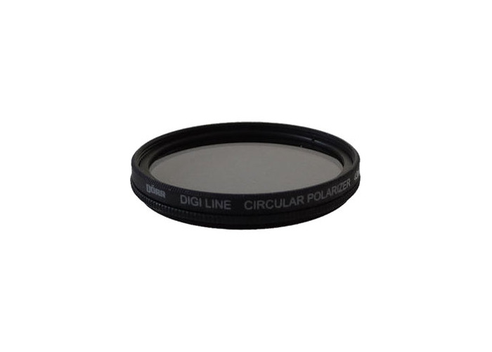 Dorr 55mm Circular Polarising Digi Line Slim Filter - 1