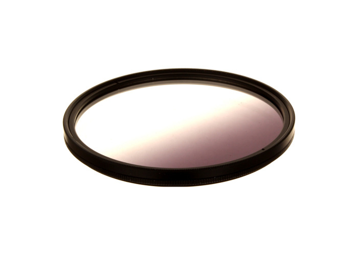 Dorr 67mm Grey Graduated Colour Filter - 1