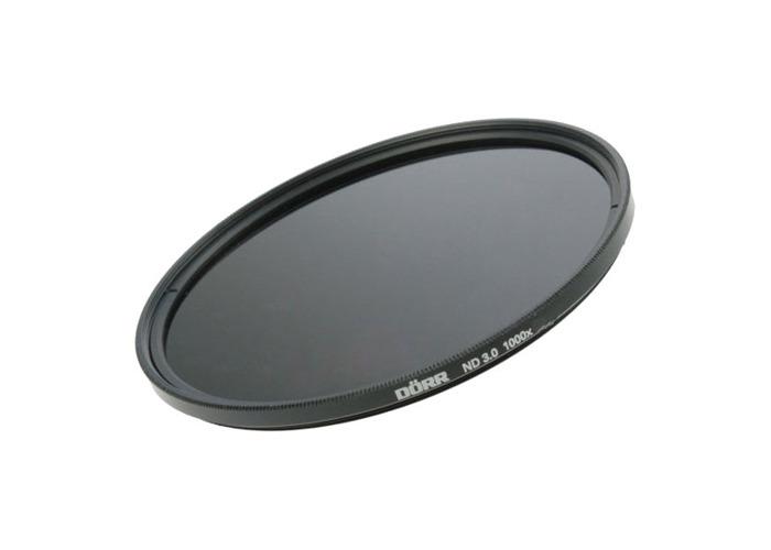 Dorr 72mm Neutral Density Filter 1000x ND 3.0 - 1