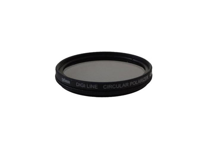 Dorr 77mm Circular Polarising Digi Line Slim Filter - 1