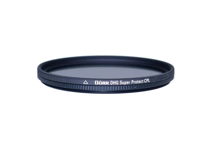 Dorr 82mm DHG Super Circular Polarizing Slim Filter - 1