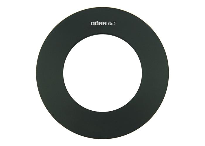 Dorr Go2 58mm Metal Adapter Ring - 1