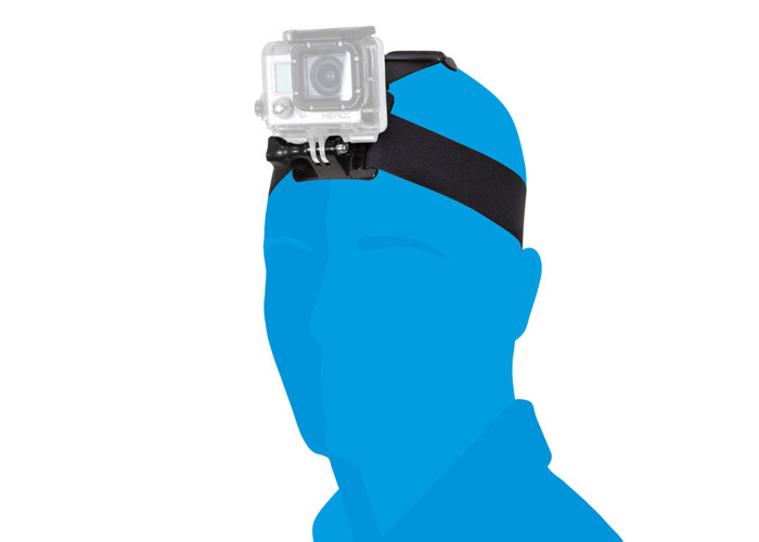 Dorr GP-05 Head Belt for Go-Pro® - 1