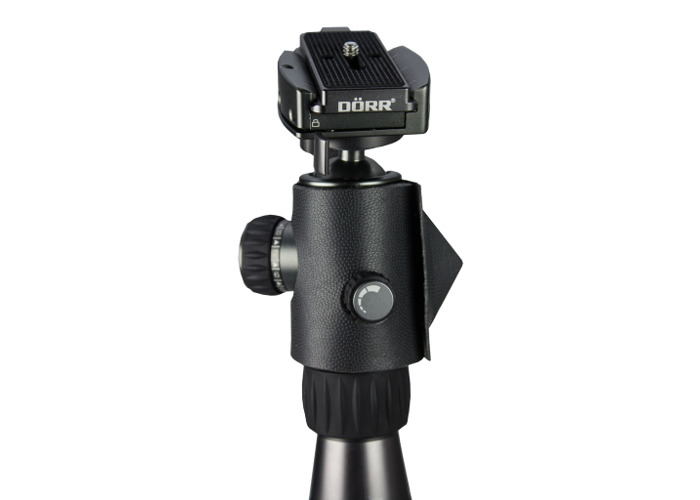 Dorr HQ33 Ball Head with Quick Release - 1