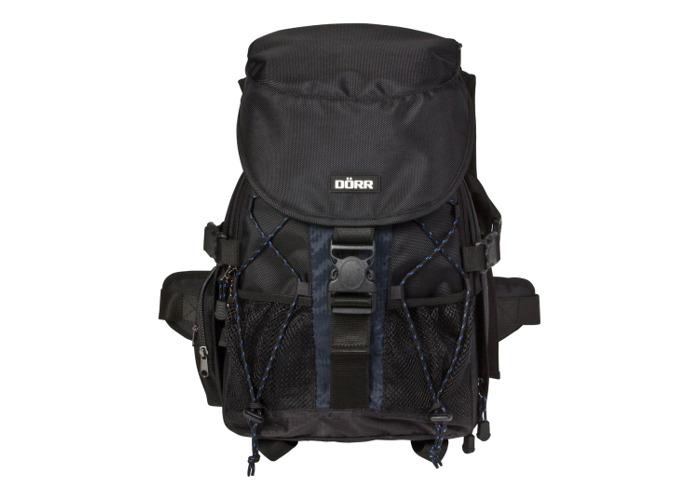 Dorr Icebreaker 2.0 Small Black Backpack - 1