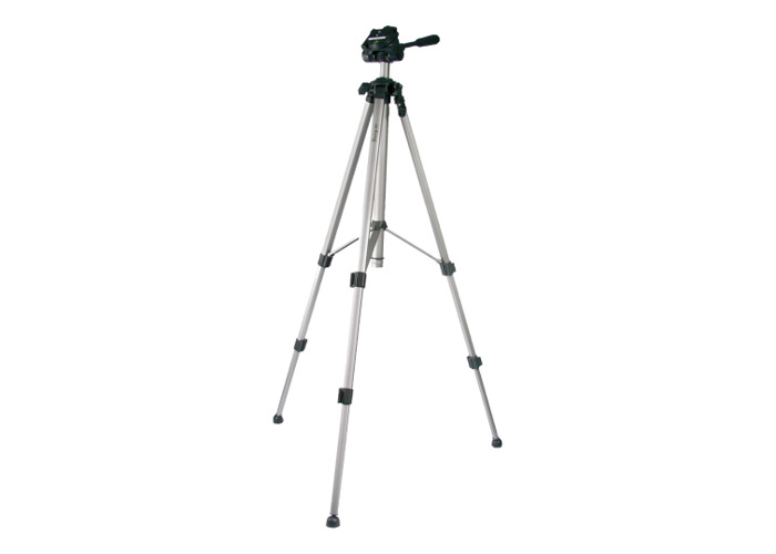 Dorr King 3 Section Tripod with 3 Way Panhead - 1