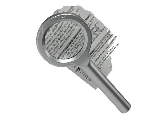 Dorr LED Magnifier 3x73mm Medium - 1