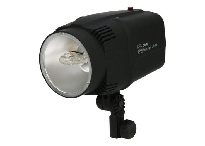 Dorr Smart Light LCD 300 Studio Flash Head 300Ws - 1