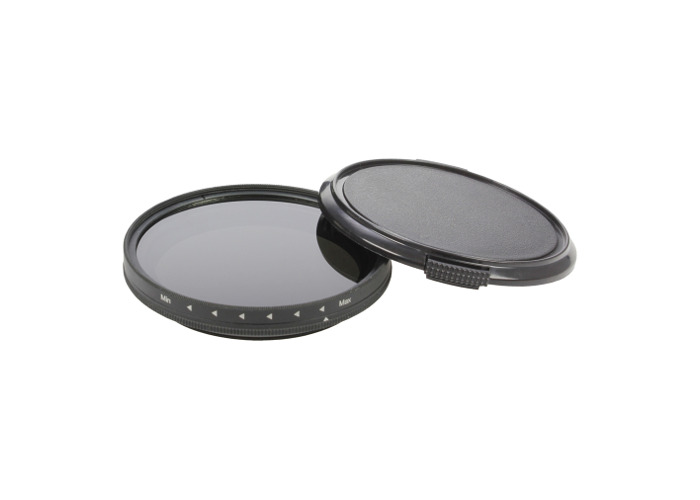Dorr Variable ND4-400 Neutral Density Filter 49mm with 40.5mm and 46mm - 1