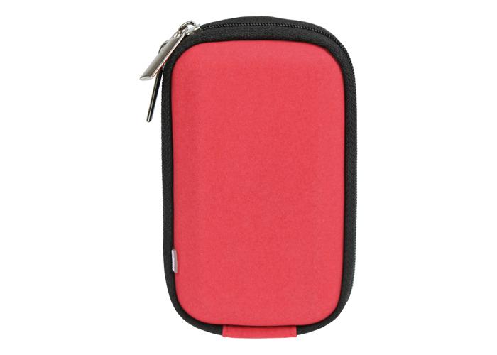Dorr Velvet Hard Camera Case Red - 1
