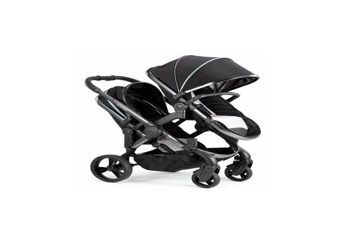 Double Icandy baby pushchair - 1