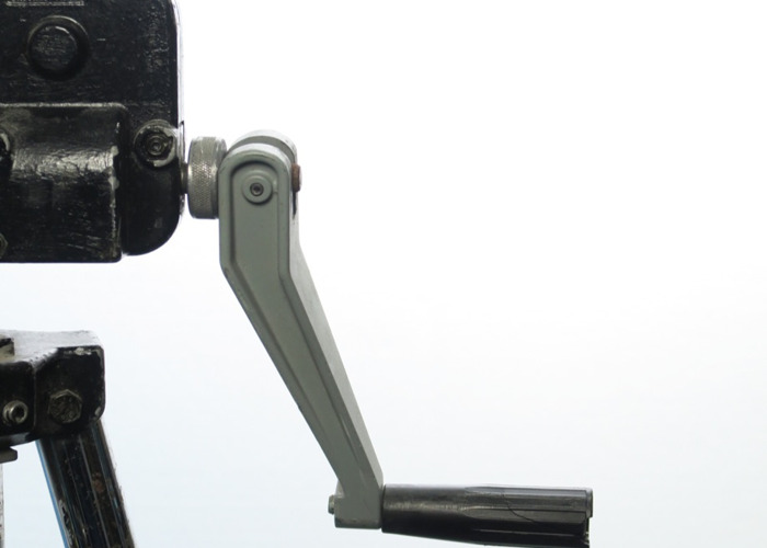 DOUBLE WIND-UP MANFROTTO - Qty: 2 - 2