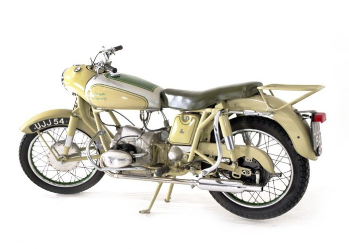 Douglas Motorcycle Dragonfly (1957) - 1