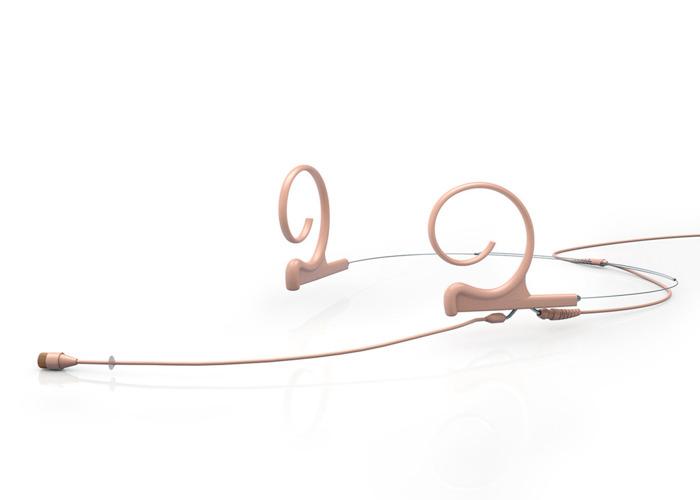 DPA d:fine™ 66 Omni Headset Mic, Dual-Ear - 1