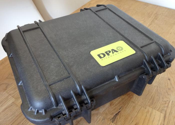 DPA D:Vote 4099 clip-on condenser microphone (1 of 4) - 2