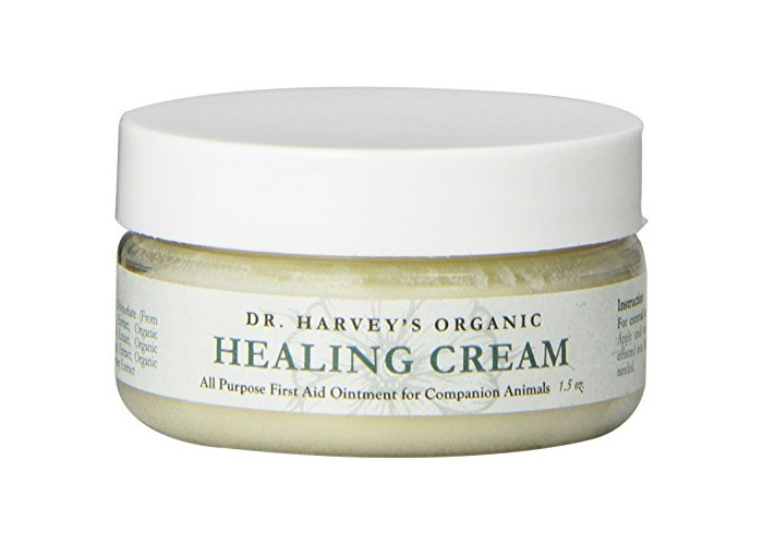 Dr. Harvey's Organic First Aid Healing Cream For Dogs, 1.5-Ounce Jar - 1