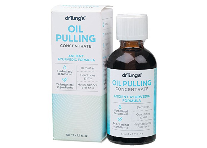 DR TUNGS Oil Pulling Concentrate, 1.7 Fluid Ounce - 1
