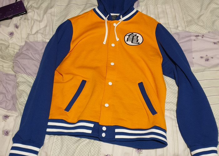 Dragon Ball Z Jacket  - 1